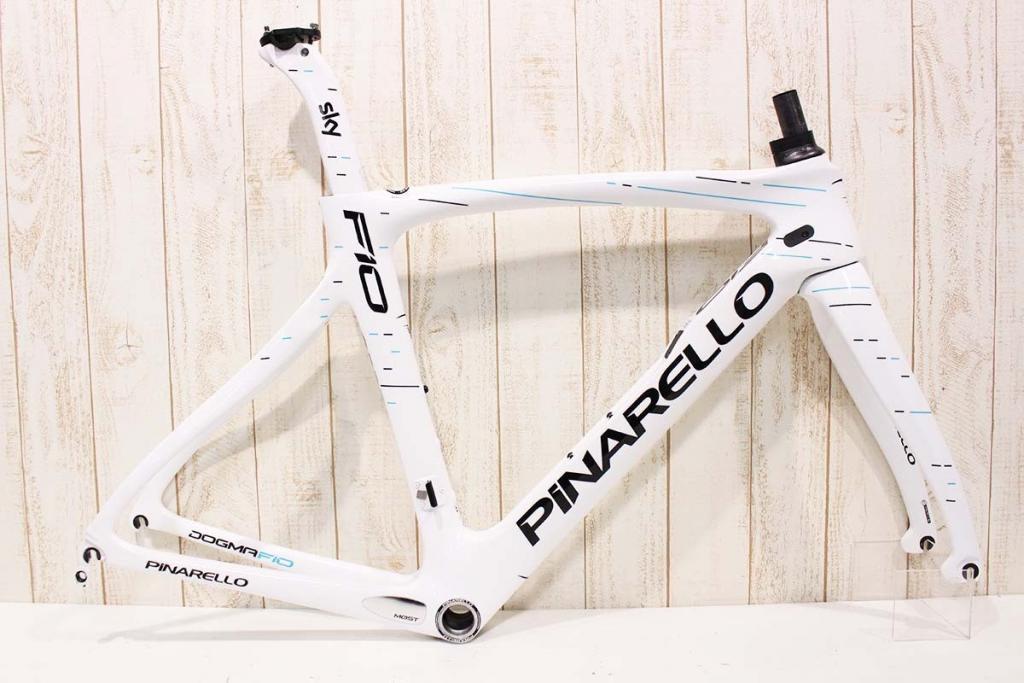 PINARELLO(ピナレロ)|DOGMA F10 TeamSky WhiteEdition|超美品|買取金額 335,000円