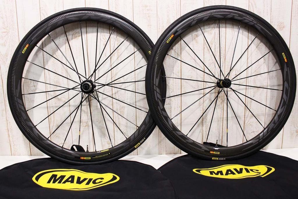 MAVIC(マビック)|COSMIC CARBON PRO SL UST|美品|買取金額 98,000円