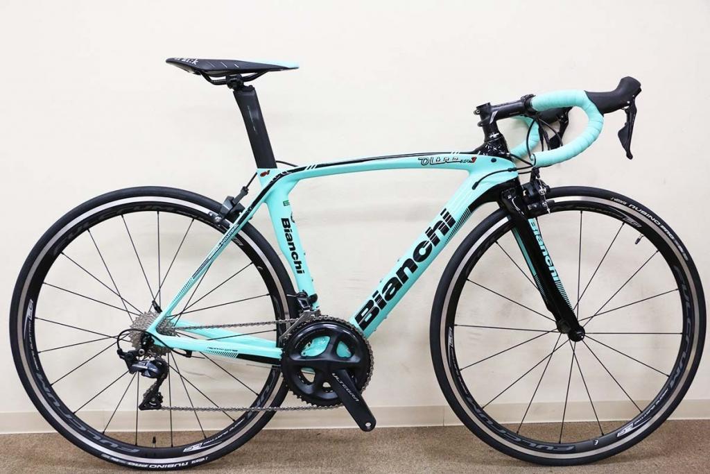 Bianchi(ビアンキ)|OLTRE XR3 ULTEGRA|美品|買取金額 210,000円