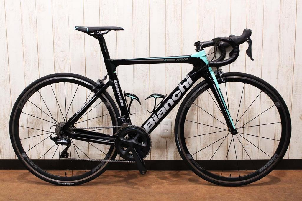 Bianchi(ビアンキ)|ARIA ULTEGRA prime カスタム|超美品|買取金額 182,000円