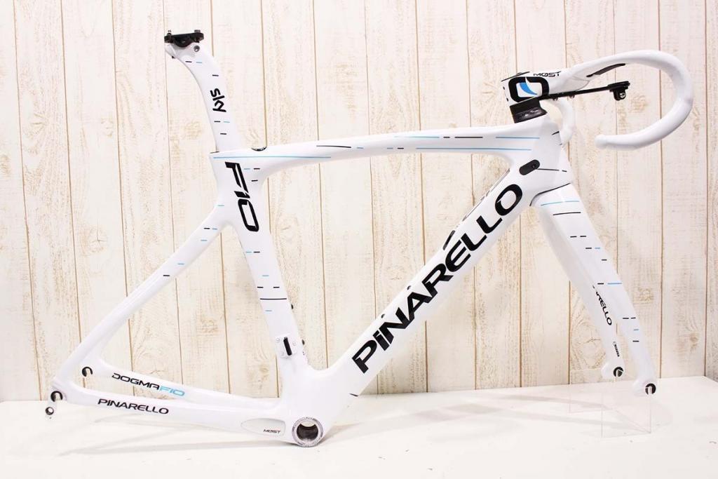 PINARELLO(ピナレロ)|DOGMA F10 MoST TALON AERO 付属|超美品|買取金額 335,000円