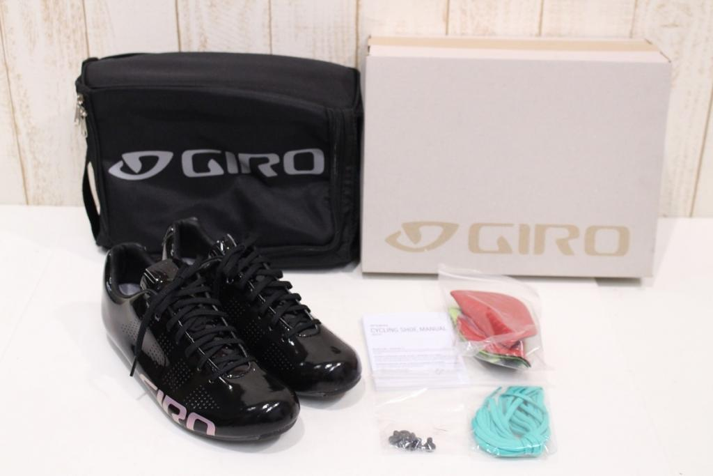 GIRO(ジロ)|EMPIRE W ACC|超美品|買取金額 16,000円