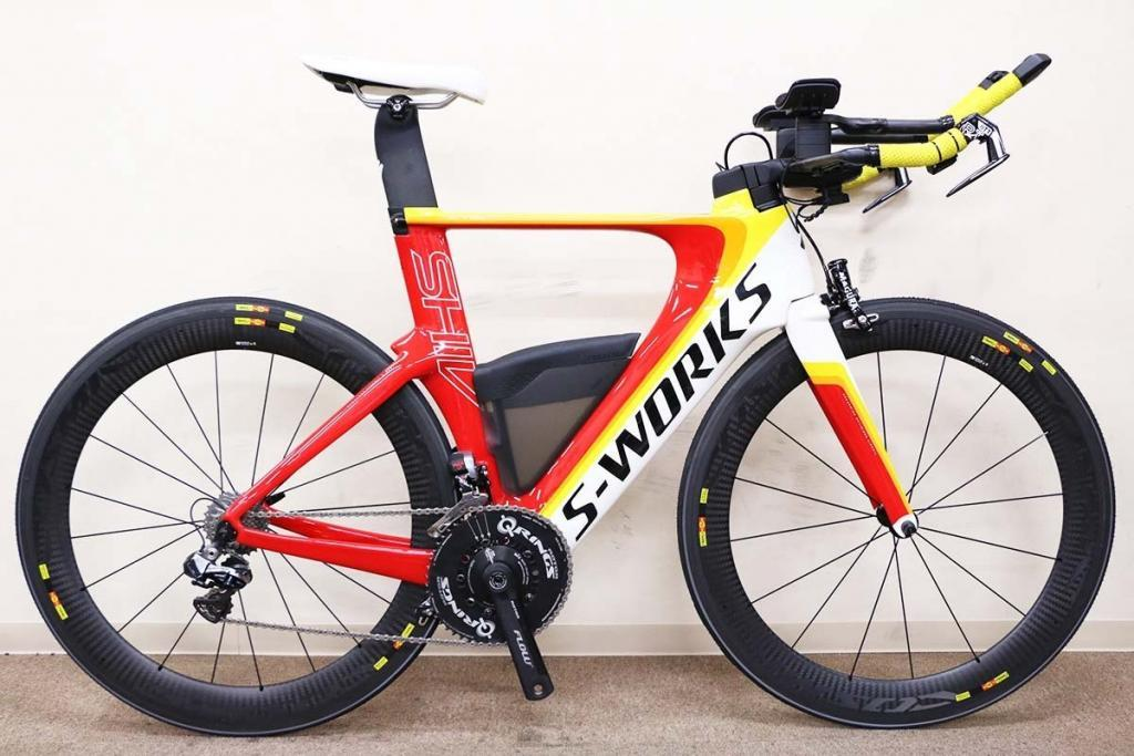 SPECIALIZED(スペシャライズド)|S-WORKS Shiv DURA-ACE Di2|美品|買取金額 315,000円