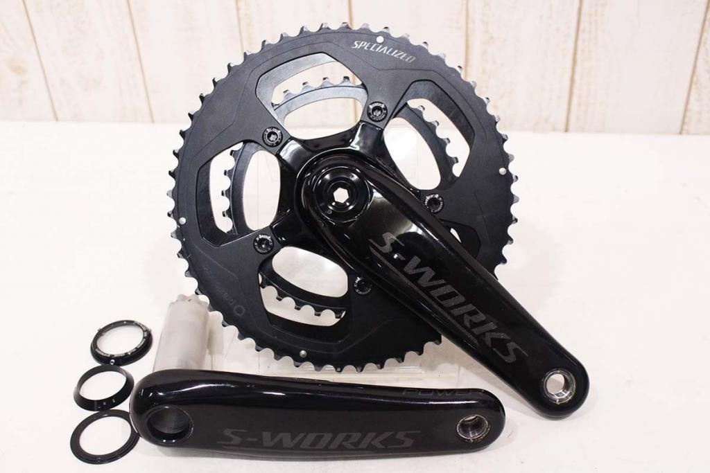 SPECIALIZED(スペシャライズド)|S-WORKS POWER CRANKS DUAL|美品|買取金額 82,000円