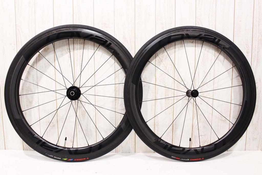 SPECIALIZED(スペシャライズド) Roval rapide CL50 超美品 買取金額 92,000円