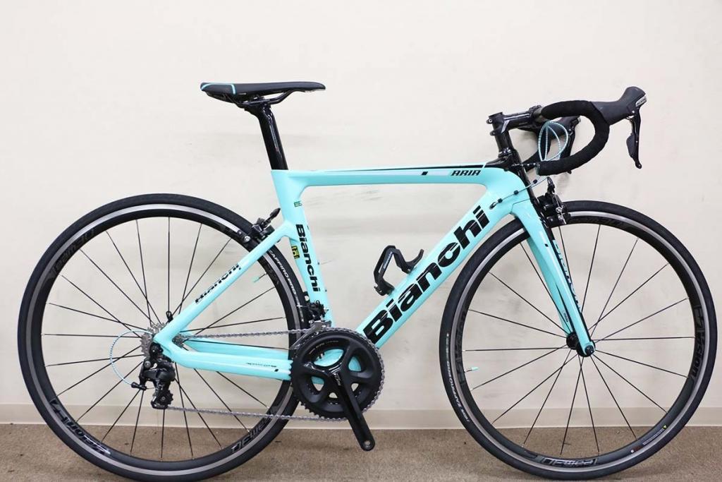 Bianchi(ビアンキ)|ARIA 105|超美品|買取金額 155,000円