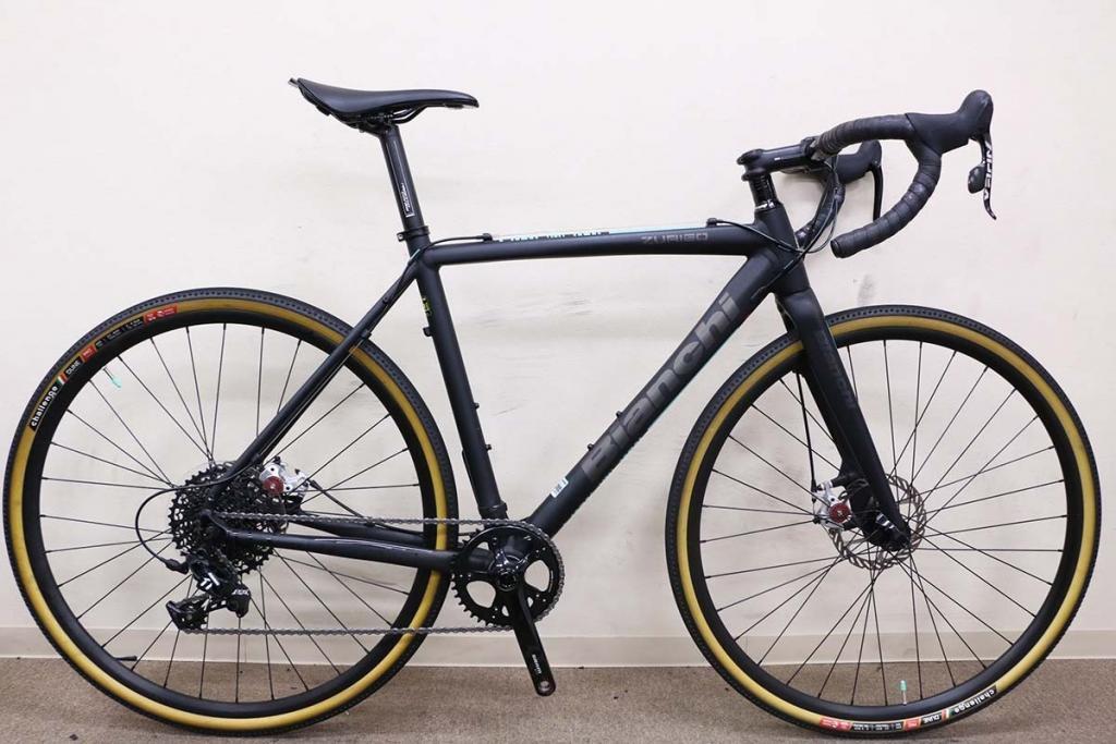 Bianchi(ビアンキ)|ZURIGO APEX|超美品|買取金額 110,000円