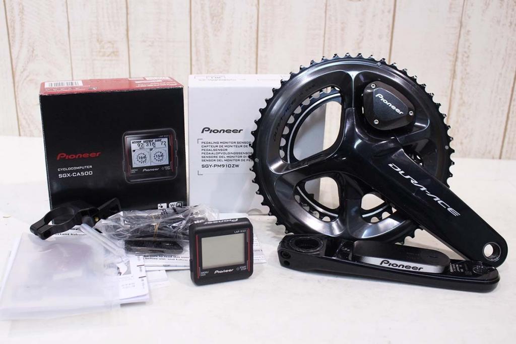 PIONEER(パイオニア)|SGY-PM910ZW FC-R9100 DURA-ACE|超美品|買取金額 90,000円