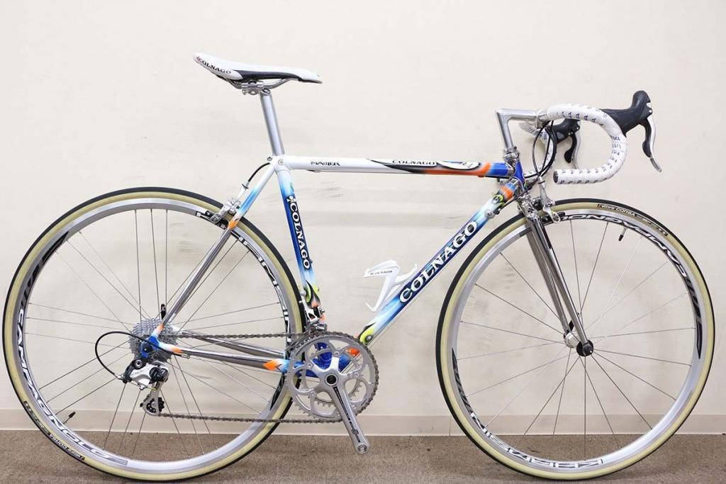 COLNAGO(コルナゴ)|MASTER X-LIGHT Art Decor ATHENA/POTENZA|超美品|買取金額 223,000円