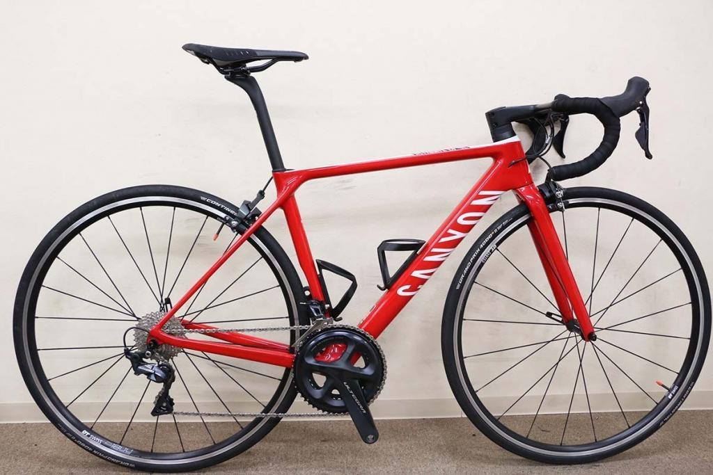 CANYON(キャニオン)|ULTIMATE CF SL 8.0 R8000|超美品|買取金額 142,000円