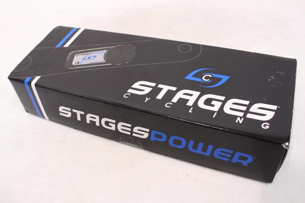 STAGES(ステージス)|FC-R8000 パワーメーター 左のみ|未使用品|買取金額 33,000円