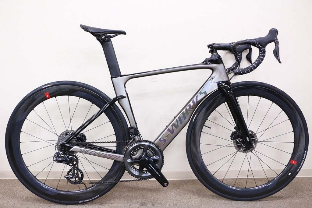 SPECIALIZED(スペシャライズド)|S-WORKS VENGE ViAS DISC DURA-ACE|美品|買取金額 590,000円