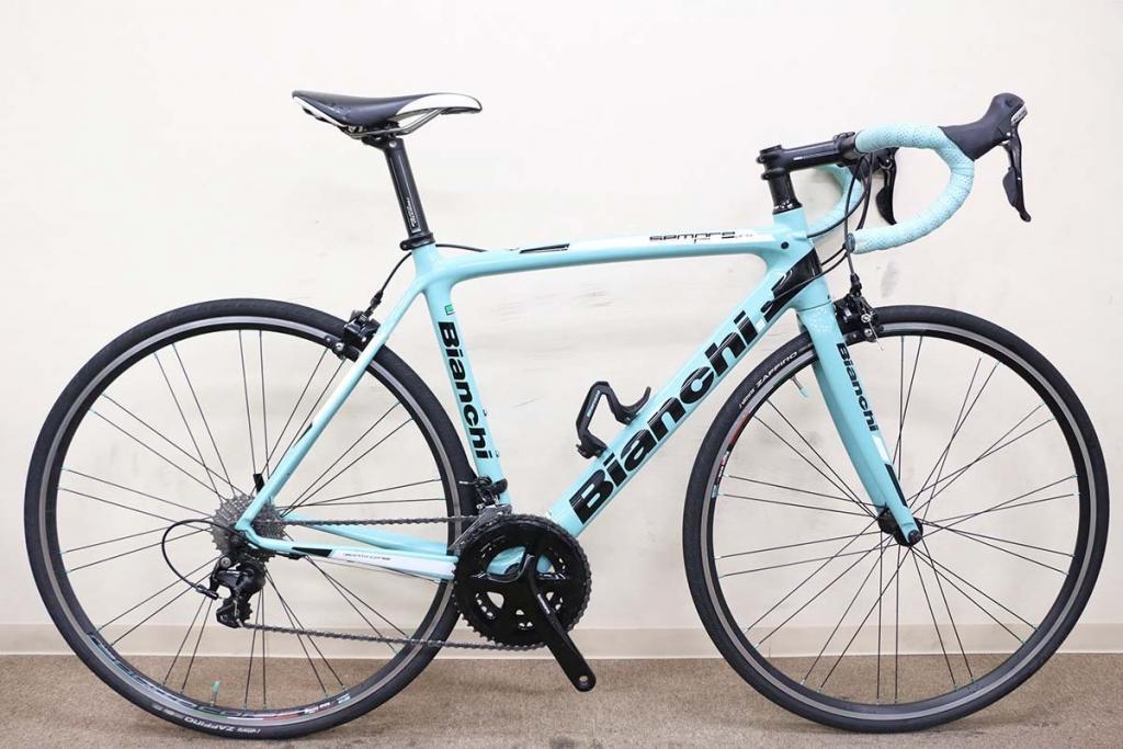 Bianchi(ビアンキ)|SEMPRE PRO 105|美品|買取金額 102,000円