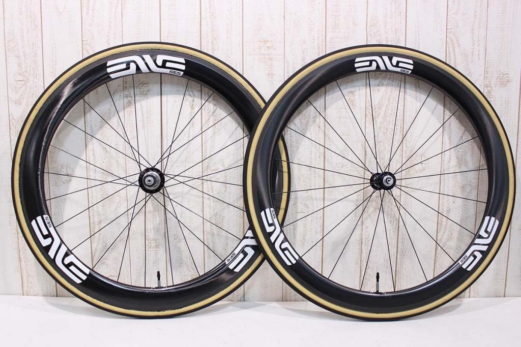 ENVE(エンヴィ)|SES 4.5 WHITE INDUSTRIES T11ハブ|美品|買取金額 103,000円