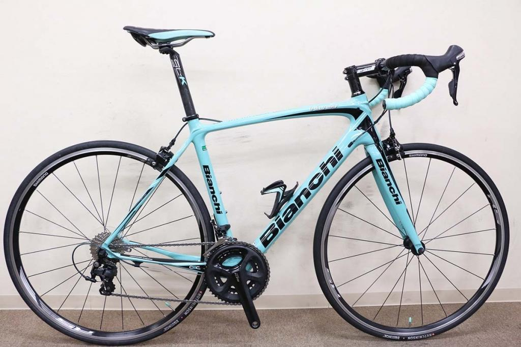 Bianchi(ビアンキ)|INTENSO 105|美品|買取金額 92,000円