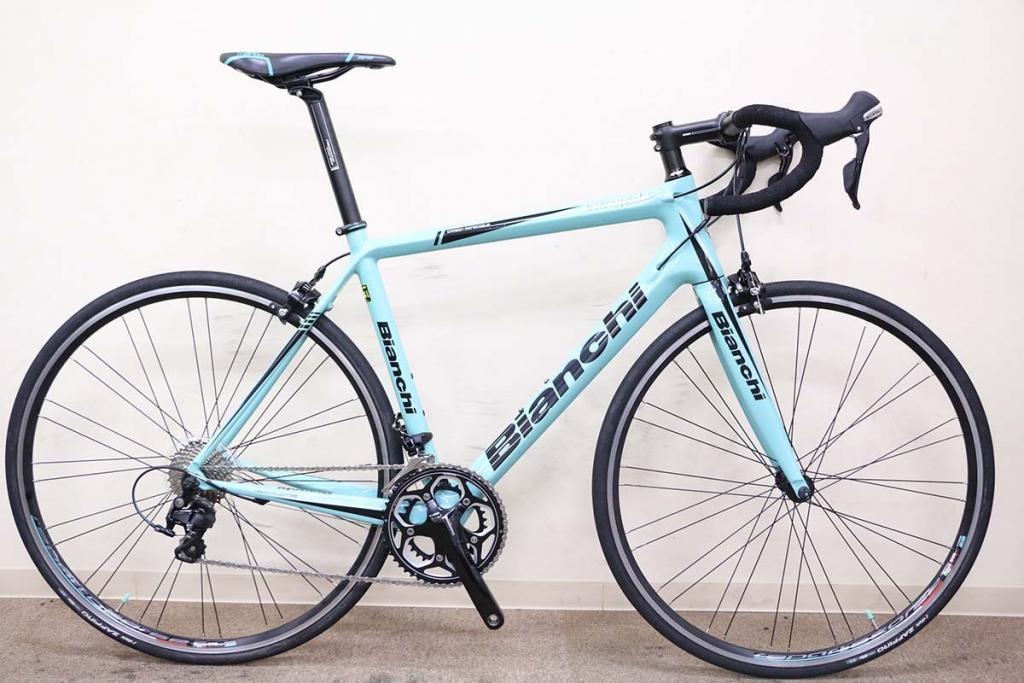Bicanchi(ビアンキ)|INTREPIDA 105|美品|買取金額 72,000円