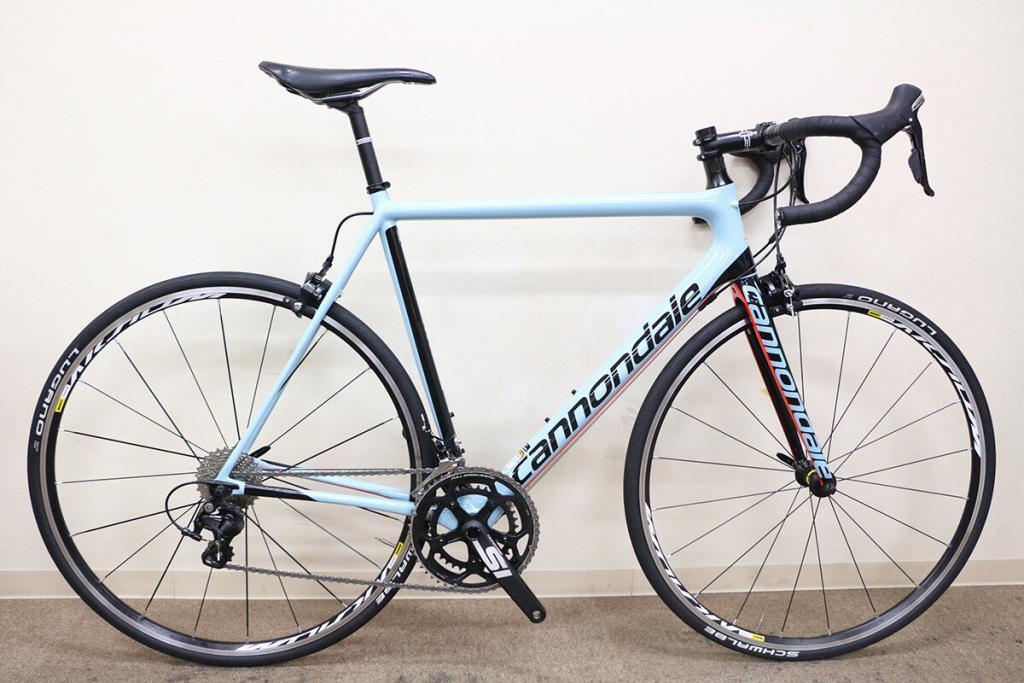 cannondale(キャノンデール)|SUPERSIX EVO 105|超美品|買取金額 110,000円