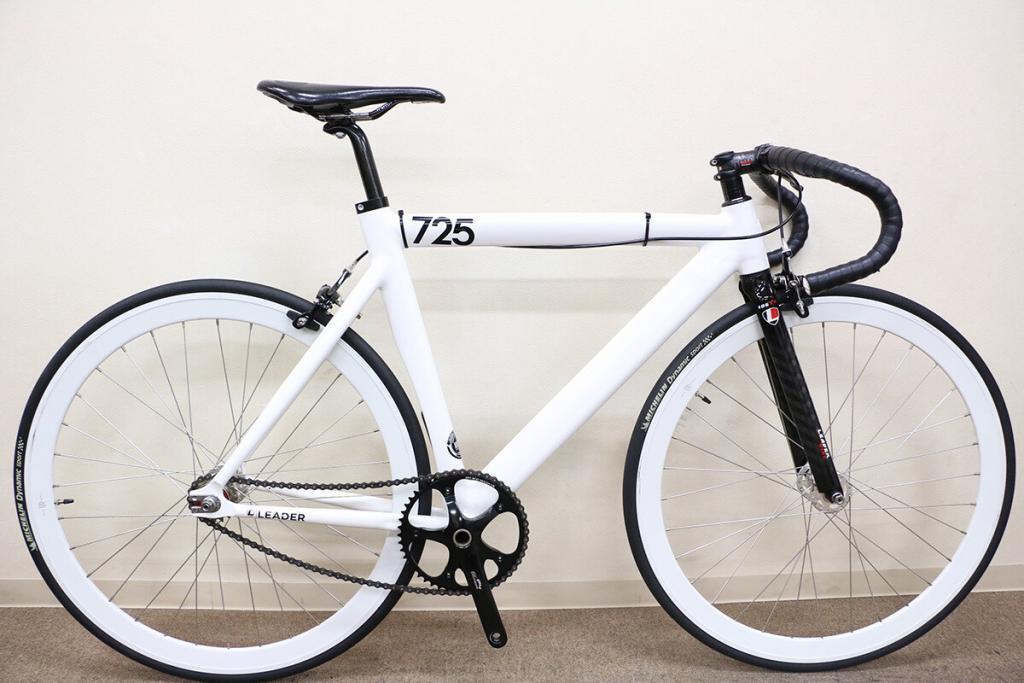 LEADER BIKE(リーダーバイク)|725TR BROTURES カスタム|美品|買取金額 58,000円