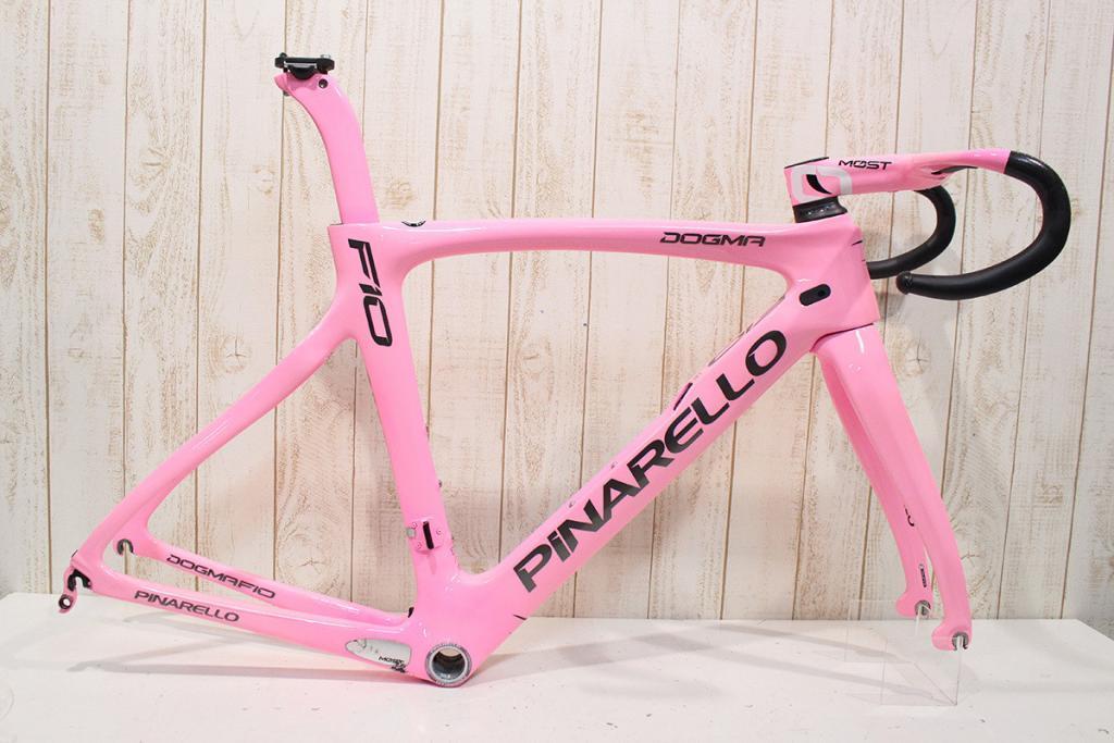 PINARELLO(ピナレロ)|DOGMA F10 Giro d'Italia 18 Maglia Rosa|並品|買取金額 245,000円