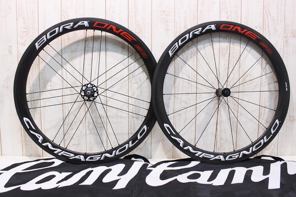 Campagnolo(カンパニョーロ)|BORA ONE 50 AC3|超美品|買取金額 110,000円