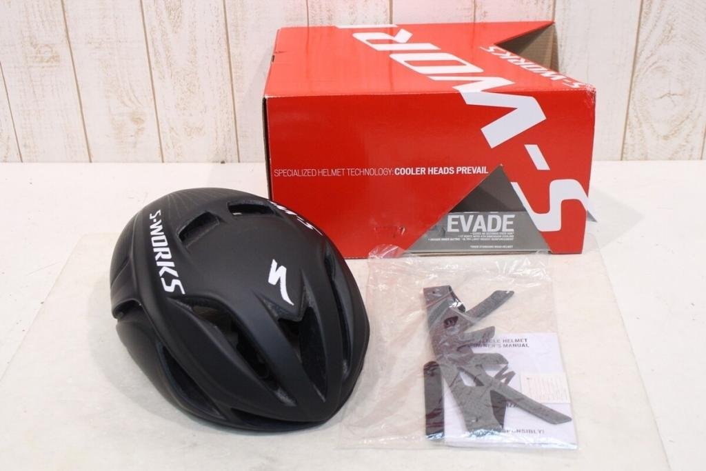 SPECIALIZED(スペシャライズド)|EVADE|美品|買取金額 12,000円