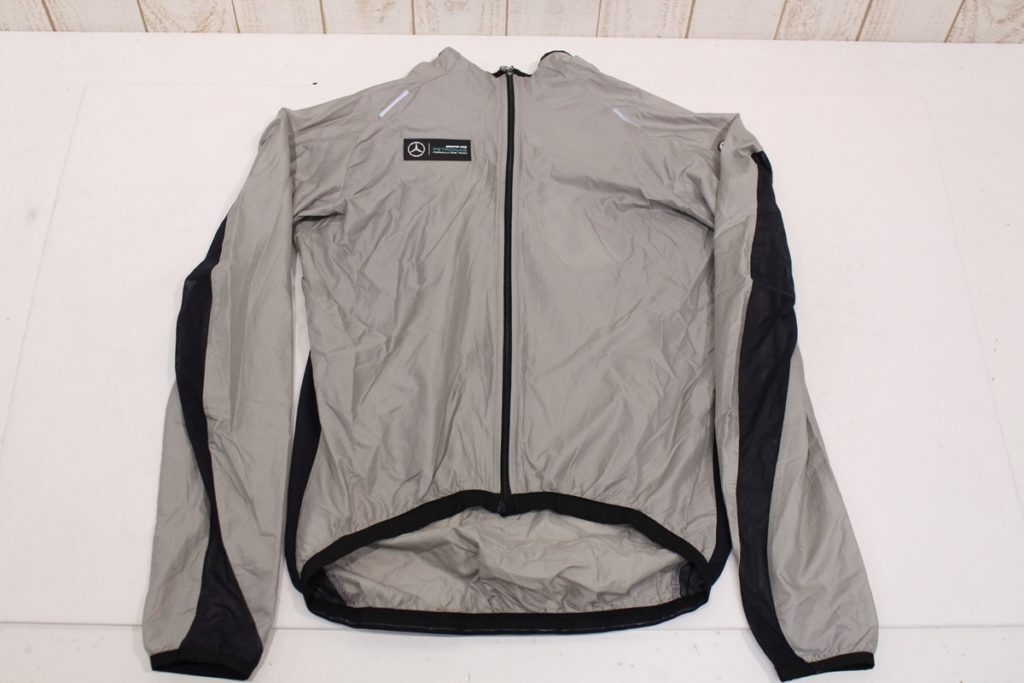 assos(アソス)|SJ.worksteam Shelljacket_evo8 mercedes-benz|超美品|買取金額 6,500円