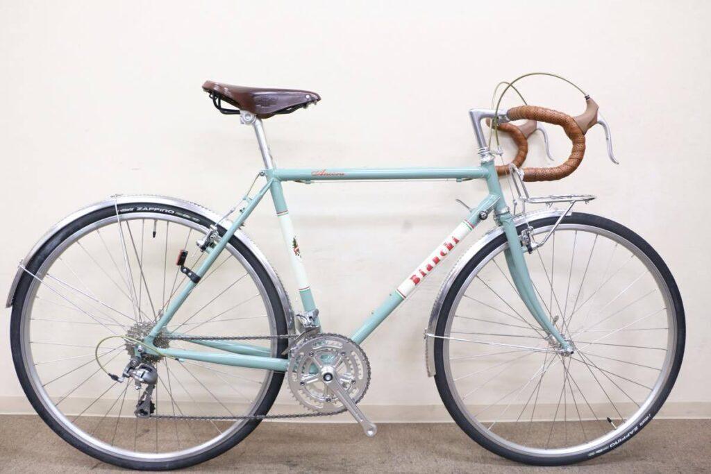 Bianchi(ビアンキ)|ANCORA BROOKS|超美品|買取金額 52,000円