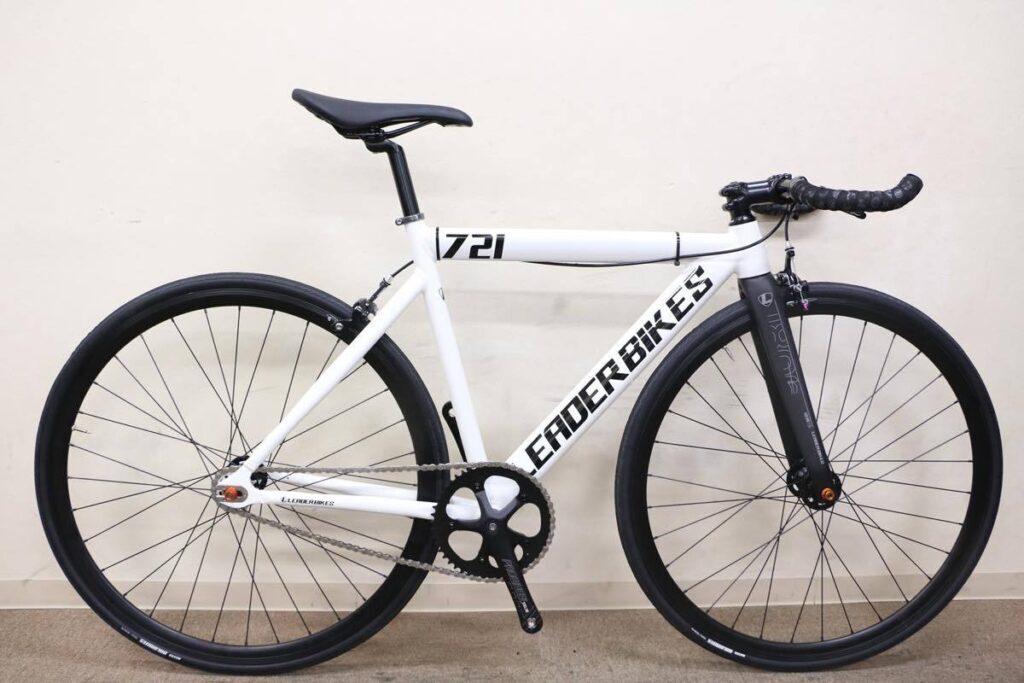 LEADER BIKE(リーダーバイク )|721TR|超美品|買取金額 70,000円