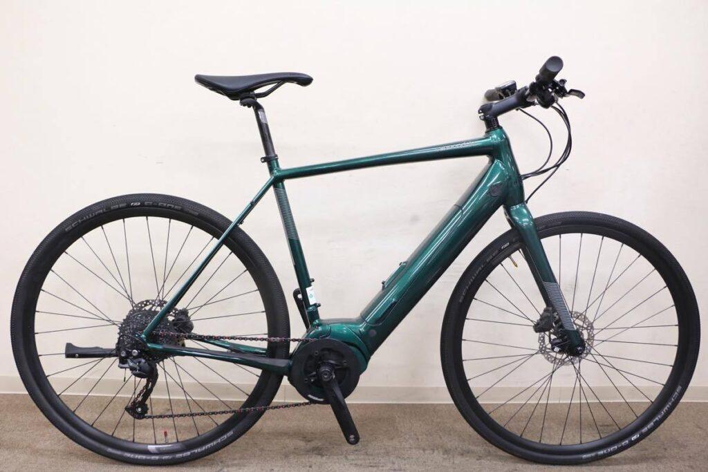 cannondale(キャノンデール)|QUICK NEO e-bike|美品|買取金額 140,000円