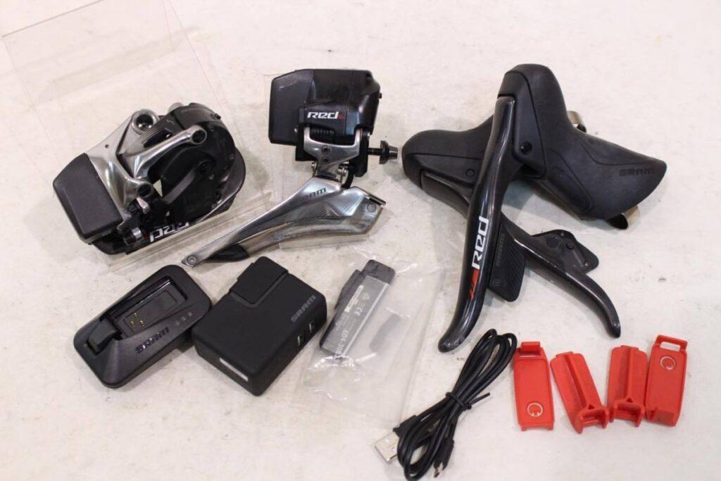 SRAM(スラム)|RED eTAP グループセット|良品|買取金額 110,000円
