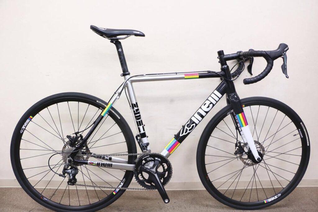 cinelli(チネリ)|ZYDECO TIAGRA|超美品|買取金額 72,000円