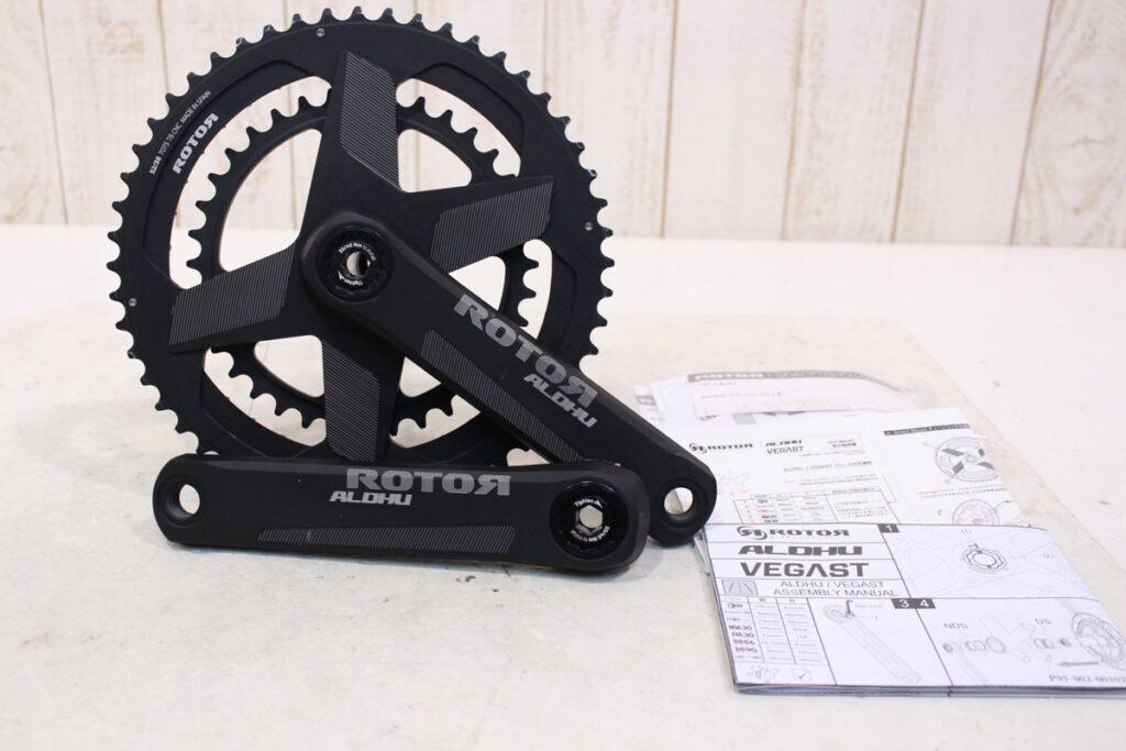 ROTOR(ローター)|ALDHU 24mm AXLE noQ|美品|買取金額 32,000円