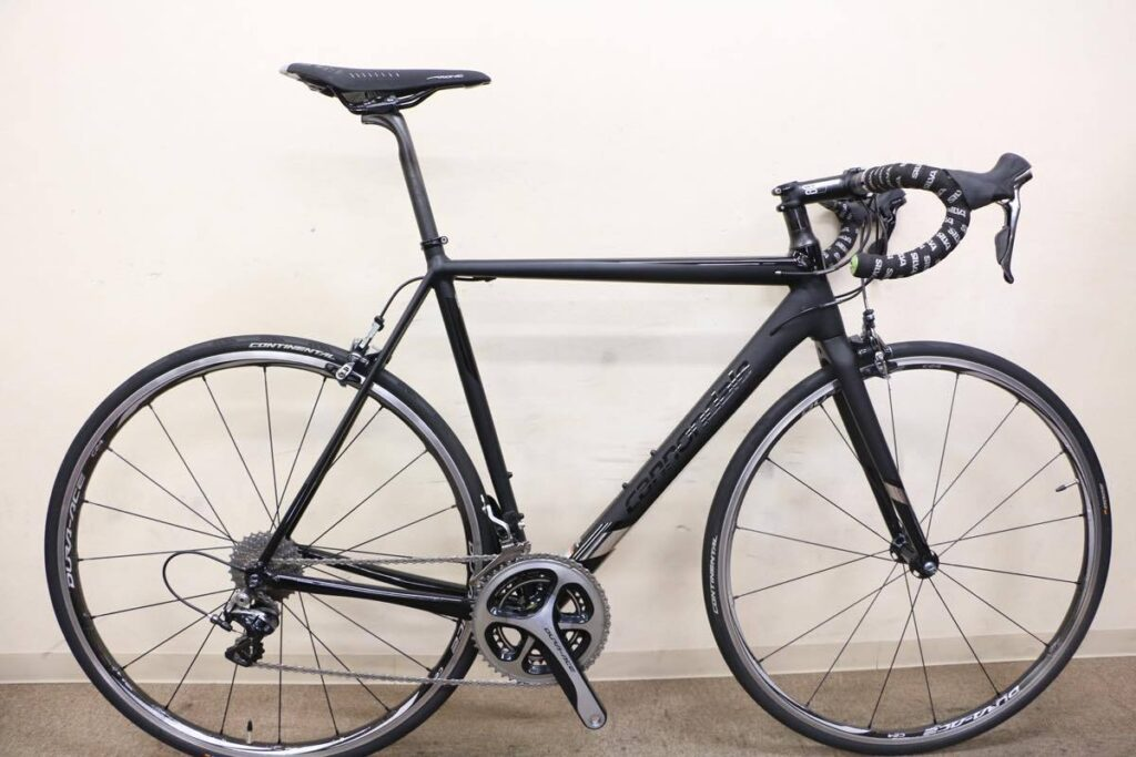 cannondale(キャノンデール)|CAAD12 black inc 9000 DURA-ACE|超美品|買取金額 155,000円