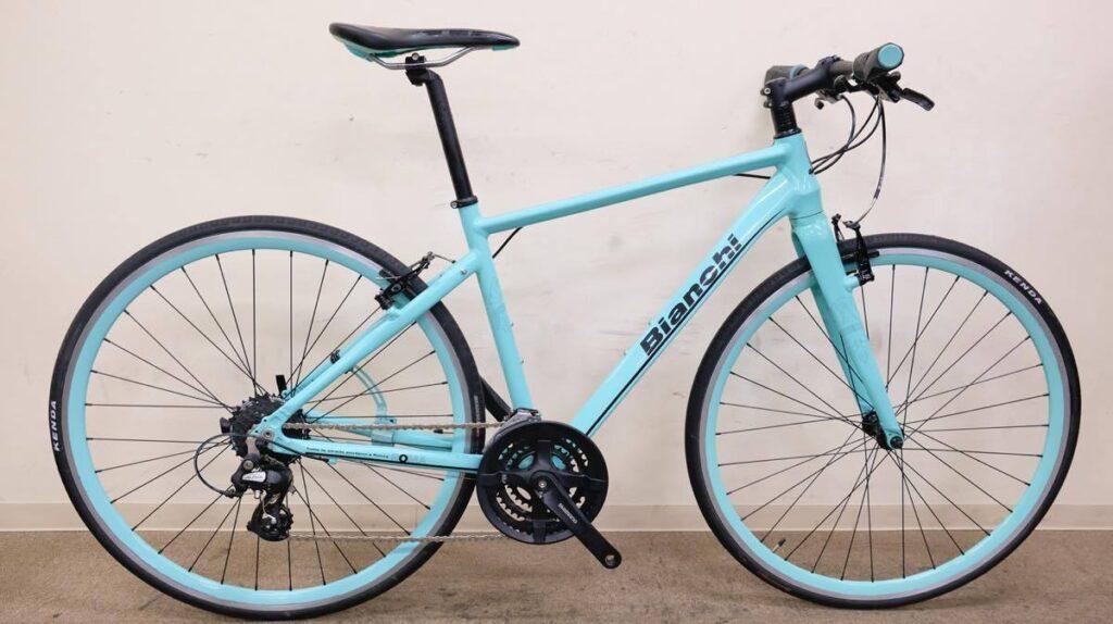 Bianchi (ビアンキ)|ROMA4 クロスバイク |美品|買取金額 35,000円