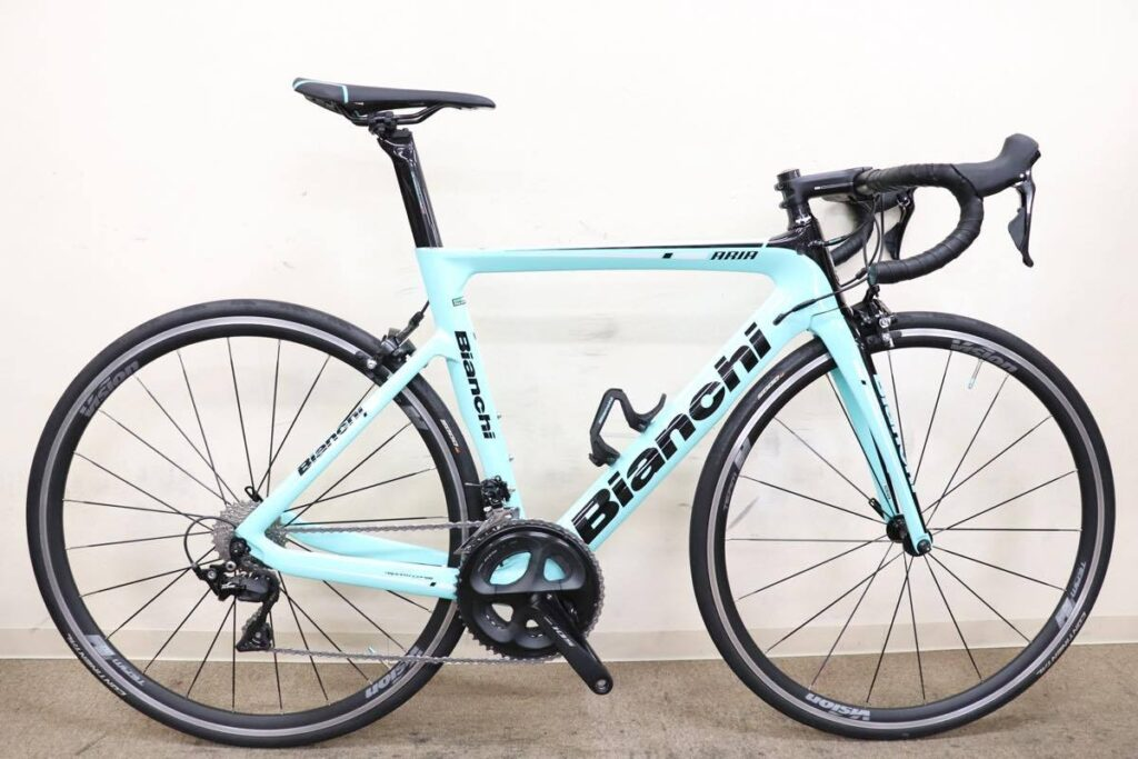 Bianchi(ビアンキ)|ARIA 105|美品|買取金額 142,000円