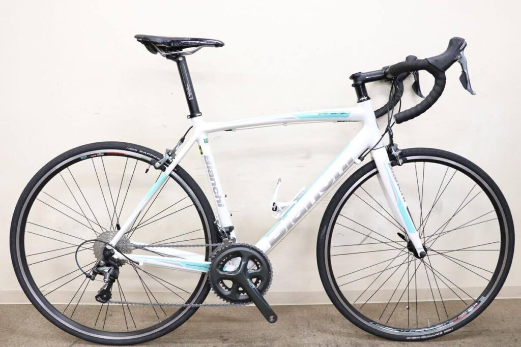Bianchi(ビアンキ)|ViaNirone7 TIAGRA|美品|買取金額 52,000円