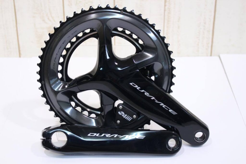 PRECISION PRO FC-R9100 DURA-ACE 左右計測パワーメーター